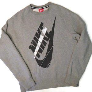 Nike Tech Fleece Mens Crew Neck Sweatshirt